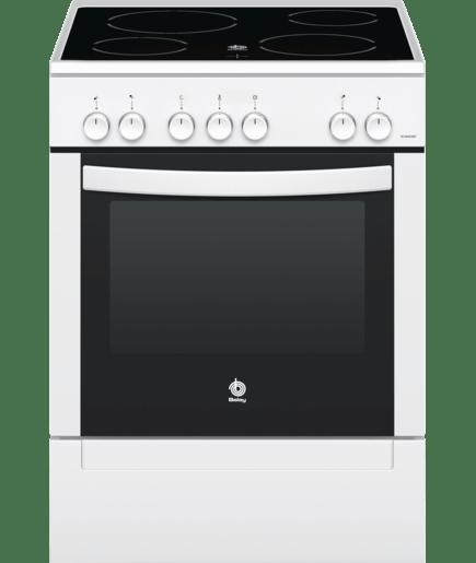 Cocina electrica blanco 3cvb463bs balay - Cocina electrica media markt ...