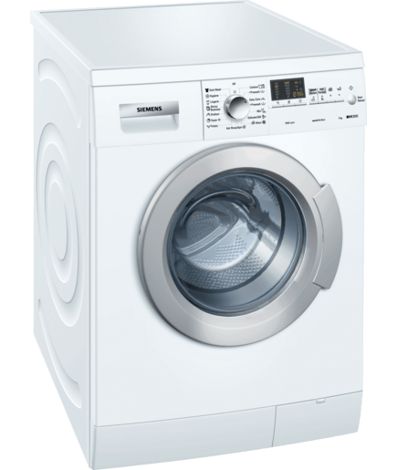 frontloading washing machine iq300 wm12e463hk siemens. Black Bedroom Furniture Sets. Home Design Ideas