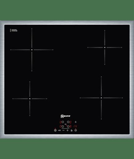Piano inc 60 cm vetroceramica piano cottura in for Piani frontali con frontalino