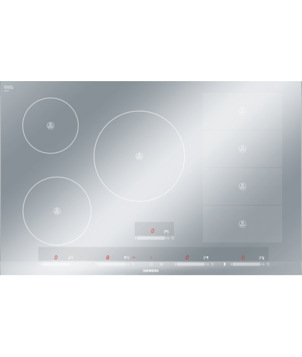 Finitura topclass profili laterali in acciaio inox piano for Flexinduktion