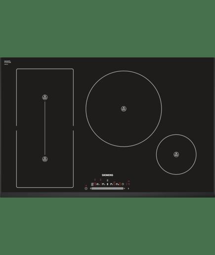 Induktionshäll, 80 cm U-facette Design - iQ500 - EH851FT17E | SIEMENS