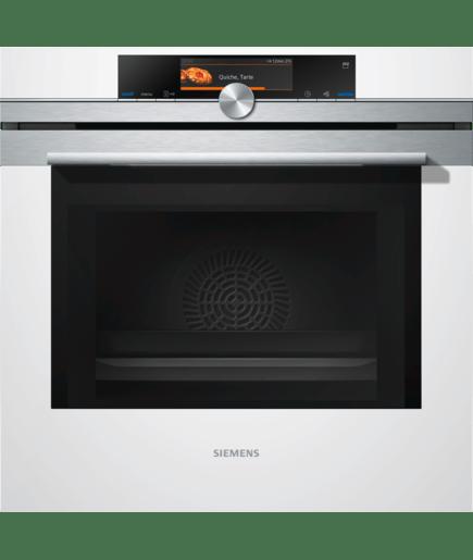 mikrowellen backofen mit dampfunterst tzung iq700 hn678g4w1 siemens. Black Bedroom Furniture Sets. Home Design Ideas