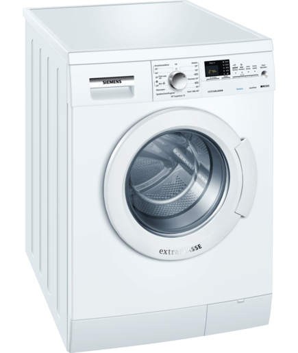 extraklasse wasmachine iq300 wm14e397nl siemens. Black Bedroom Furniture Sets. Home Design Ideas