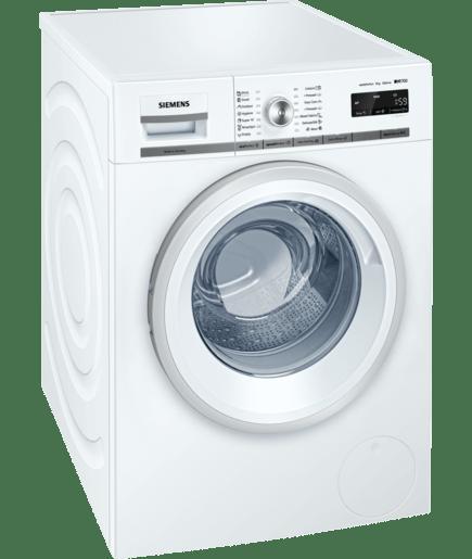 frontloading washing machine iq700 wm14w460hk siemens. Black Bedroom Furniture Sets. Home Design Ideas