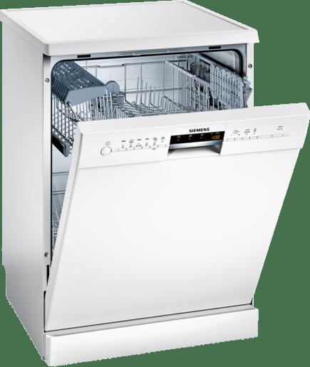 freestanding 60cm dishwasher iq500 sn26l230ea siemens. Black Bedroom Furniture Sets. Home Design Ideas