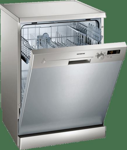 60 cm dishwasher freestanding silver inox iq300 sn25d800gc siemens. Black Bedroom Furniture Sets. Home Design Ideas