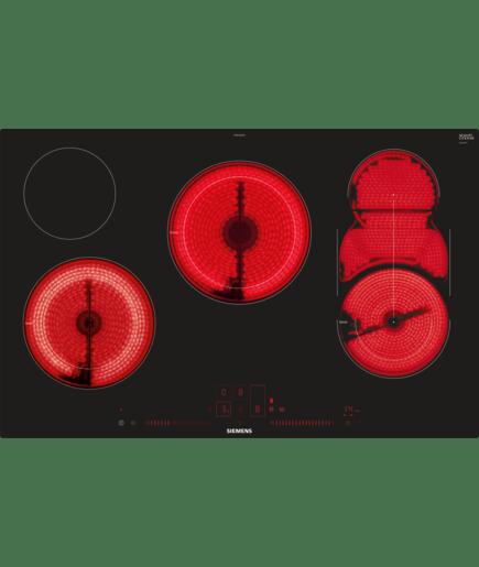 80 cm kochfeld autark glaskeramik iq500 et801lmp1d siemens. Black Bedroom Furniture Sets. Home Design Ideas