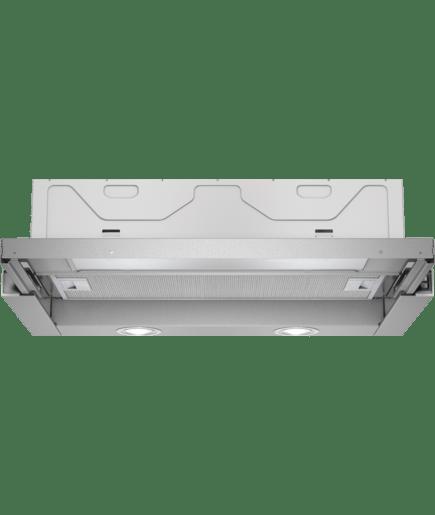 silbermetallic 60 cm flachschirmhaube iq100 li63la520