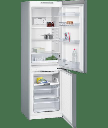 frigo congelatore da libero posizionamento inoxlook iq100 kg36nnl30 siemens. Black Bedroom Furniture Sets. Home Design Ideas