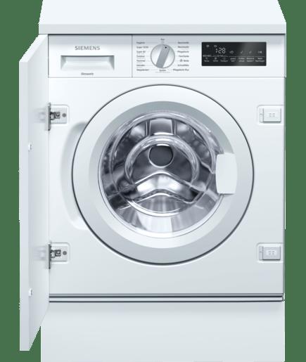 waschmaschine vollintegrierbar iq700 wi14w440 siemens. Black Bedroom Furniture Sets. Home Design Ideas