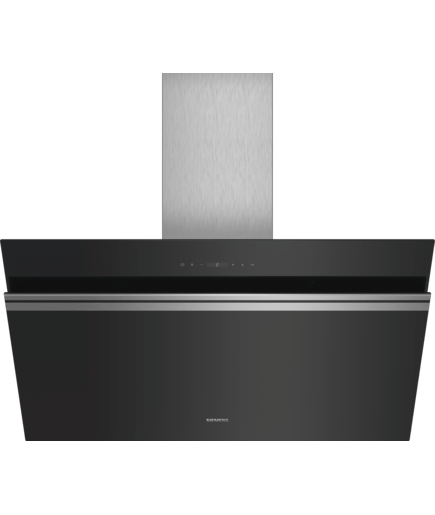 Chimney hood 90 cm Inclined glass brand design iQ700