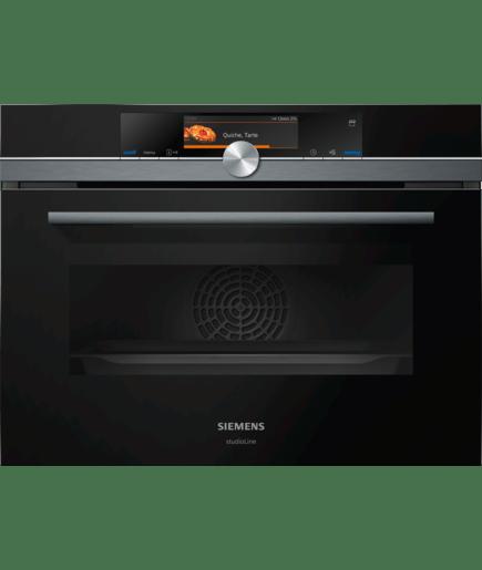compact steam oven cs858grb6b iq700 cs858grb6b siemens. Black Bedroom Furniture Sets. Home Design Ideas