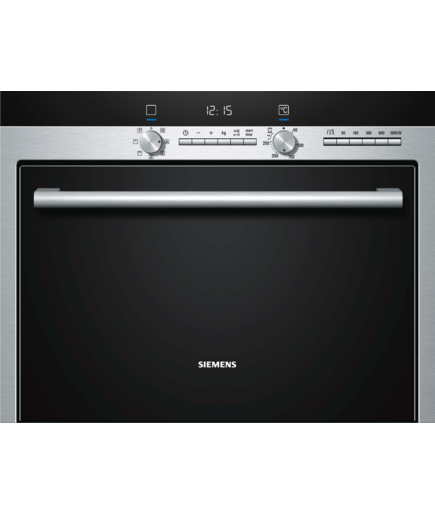 siemens hb84e562b compact45 microwave combination oven. Black Bedroom Furniture Sets. Home Design Ideas