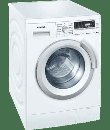 front loading automatic washing machine iq700 wm12s468me siemens. Black Bedroom Furniture Sets. Home Design Ideas
