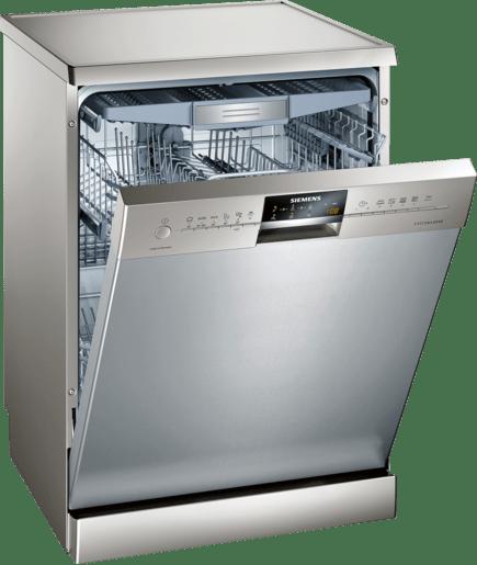 speedmatic 60 cm dishwasher freestanding silver inox