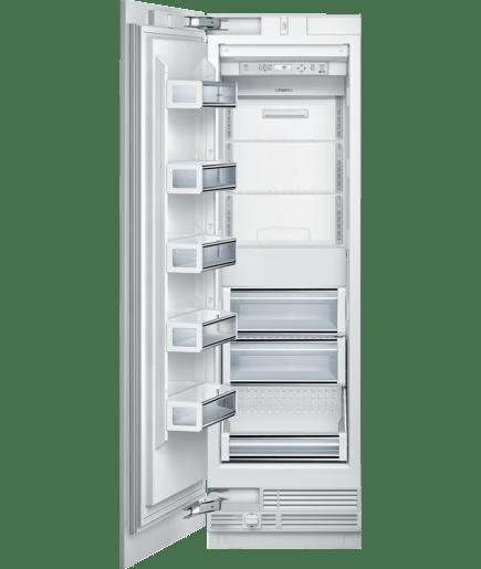 Einbaugefrierschränke  Einbau-Gefrierschrank, noFrost Flachscharnier - iQ700 - FI24NP31 ...
