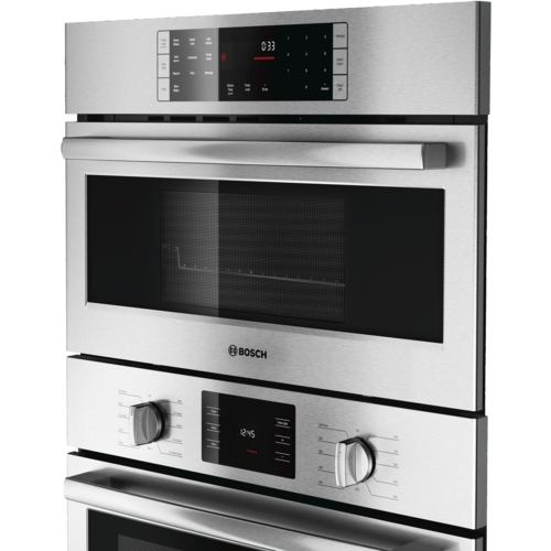 wall oven microwave combo cabinet dimensions bosch 27 inch 30 front control panel def