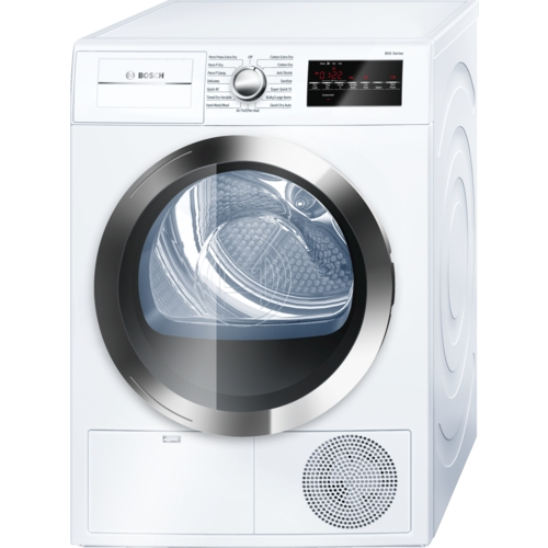 Bosch 500 Series Washer And Dryer Products - Compact Laundry - Compact Dryers - 24' Dryers ...