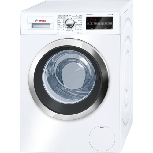how to clean a bosch front loader washing machine