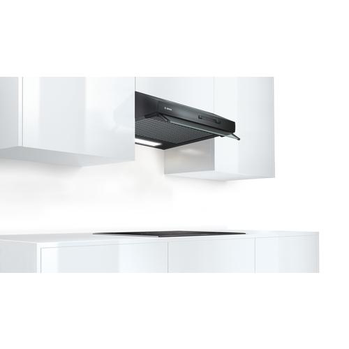 nos produits la cuisson hottes hottes classiques dhu646u. Black Bedroom Furniture Sets. Home Design Ideas