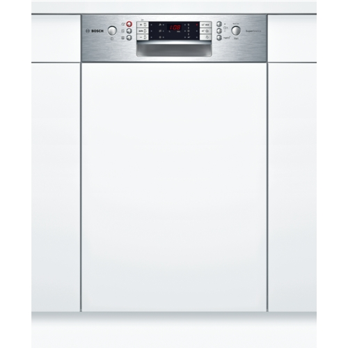bosch super silence dishwasher instructions