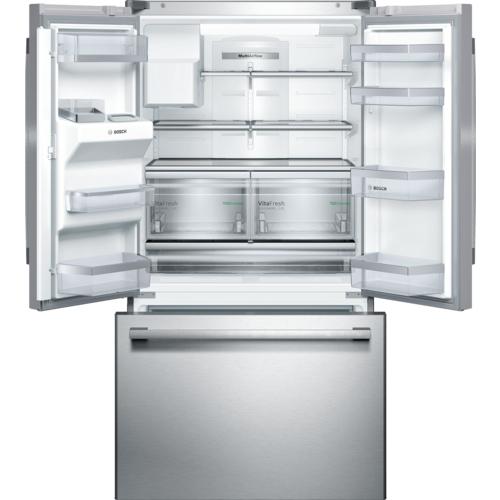 products refrigerators freestanding refrigerators french door refrigerators b26ft80sns. Black Bedroom Furniture Sets. Home Design Ideas