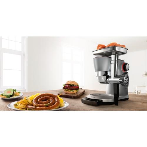 Новая кухонная машина Bosch MUM9... (OptiMUM)
