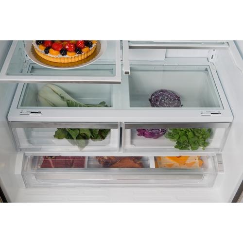 Bosch easy access fridge