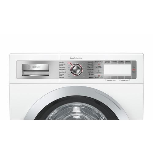 produkte waschen trocknen waschmaschinen frontlader wayh87w0 robert bosch hausger te. Black Bedroom Furniture Sets. Home Design Ideas