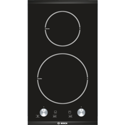 Induction hob 2 ring