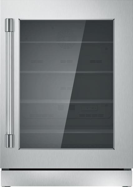 24 inch under counter glass door refrigeration t24ur920rs new 24 inch professional under counter glass door refrigerator right hinge planetlyrics Image collections