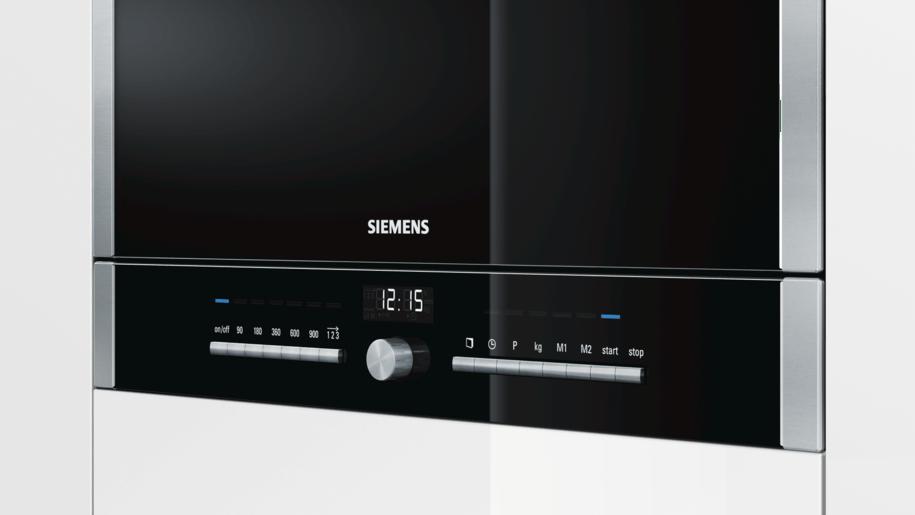 Siemens mikroaaltouuni käyttöohje