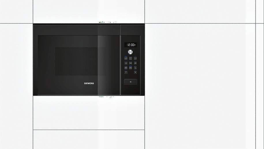 Siemens hf24m664 four micro ondes for Comfours encastrables siemens