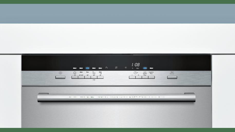 Siemens sk75m521eu modular geschirrspuler hohe 45cm for Modular geschirrspüler