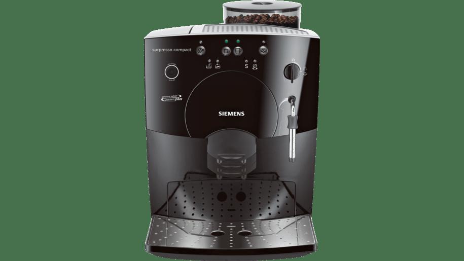 SIEMENS - TK53009 - Helautomatisk espresso/kaffemaskin surpresso compact
