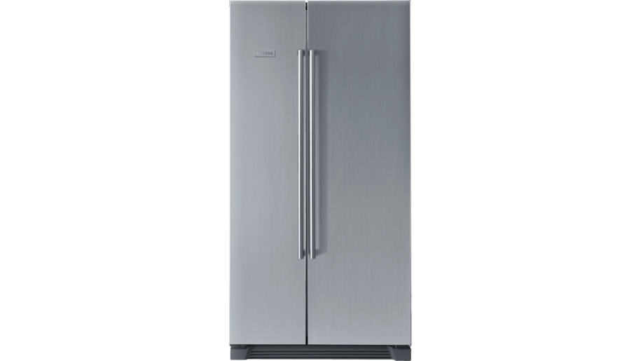 siemens ka56nv40ne side by side fridge freezer full. Black Bedroom Furniture Sets. Home Design Ideas
