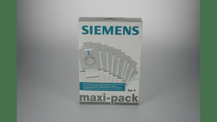 siemens 00460761 sac pour aspirateur sacs de rechange. Black Bedroom Furniture Sets. Home Design Ideas