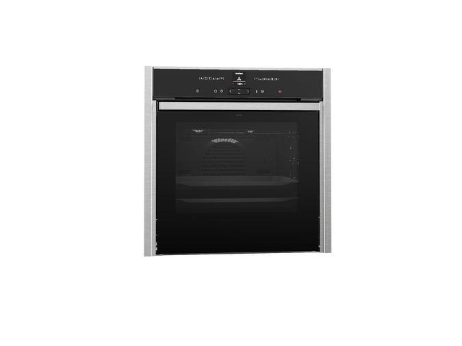 N 70 Built-in oven Stainless steel B57CR22N0B Jade Range Cooker Wiring Diagram on