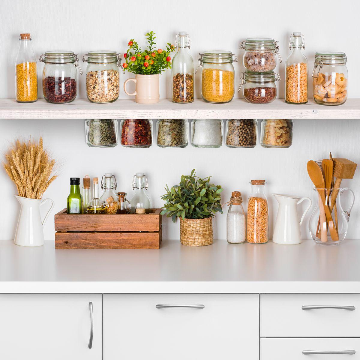 Storage Ideas For Your Kitchen