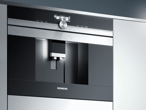Siemens Ct636les1 Built In Fully Automatic Coffee Machine