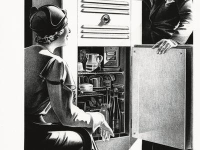 Retro Kühlschrank Usa : Retro and professional kitchen appliances big chill