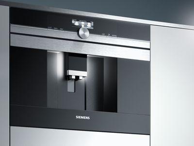 Einbaukaffeevollautomaten Vergleichen Siemens Hausgeräte