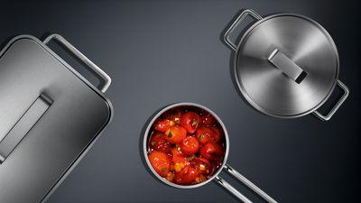 Kochen Mit Induktion Siemens Hausgeräte