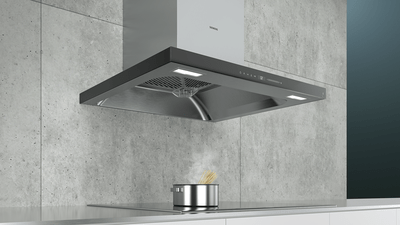 Ventilation Systems For Fresh Air In Your Kitchen Siemens Home