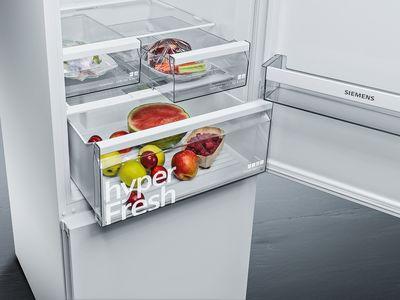 Siemens Kühlschrank Unterschiede : Hyperfresh siemens hausgeräte