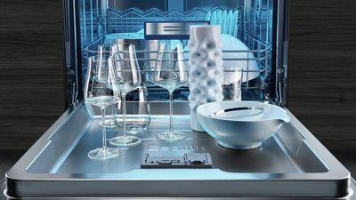 Siemens BrilliantShine Systems Mit Zeolith® Trocknen. Siemens Geschirrspüler