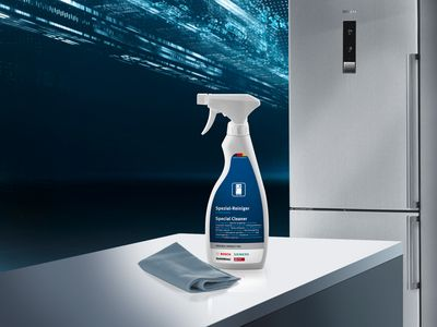 Kühlschrank Reiniger : Kühlschrank spezialreiniger siemens hausgeräte