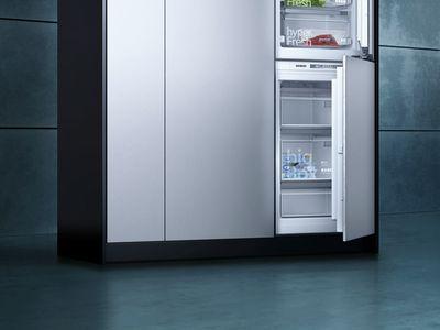 Siemens Kühlschrank Nur Gefrierfach Abtauen : Modularfit siemens hausgeräte