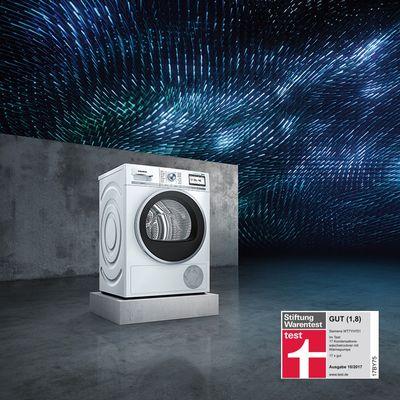 Siemens Wrmepumpen Trockner Von