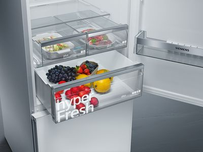 Siemens Kühlschrank Vitafresh : Hyperfresh siemens hausgeräte
